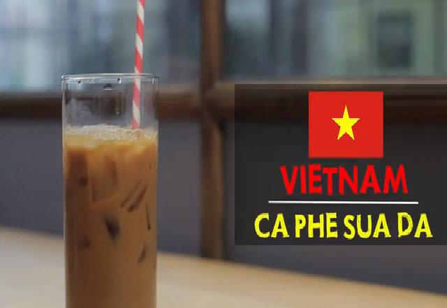 Cách chế biến đơn giản cộng với hương vị thơm ngon đã giúp cà phê sữa đá Việt Nam chinh phục được nhiều thực khách, kể cả các du khách quốc tế.